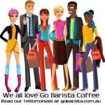 If you love coffee Go Barista